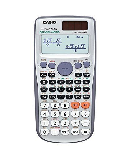 (CASIO) Scientific Calculator (FX-991ESPLUS) Fast Shipment Hot Sale