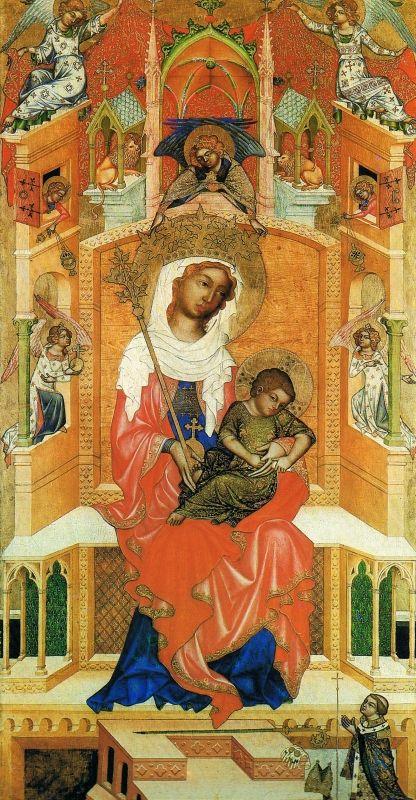 Madona Kladská (po roce 1350)