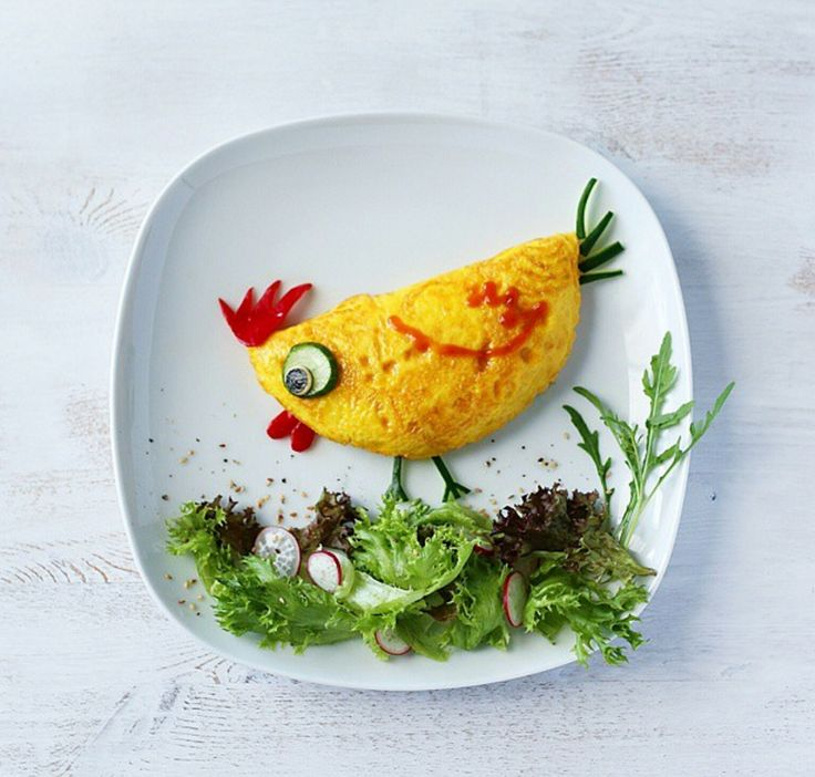 Pequeno almoço original parar crianças Samantha Lee Food Artist