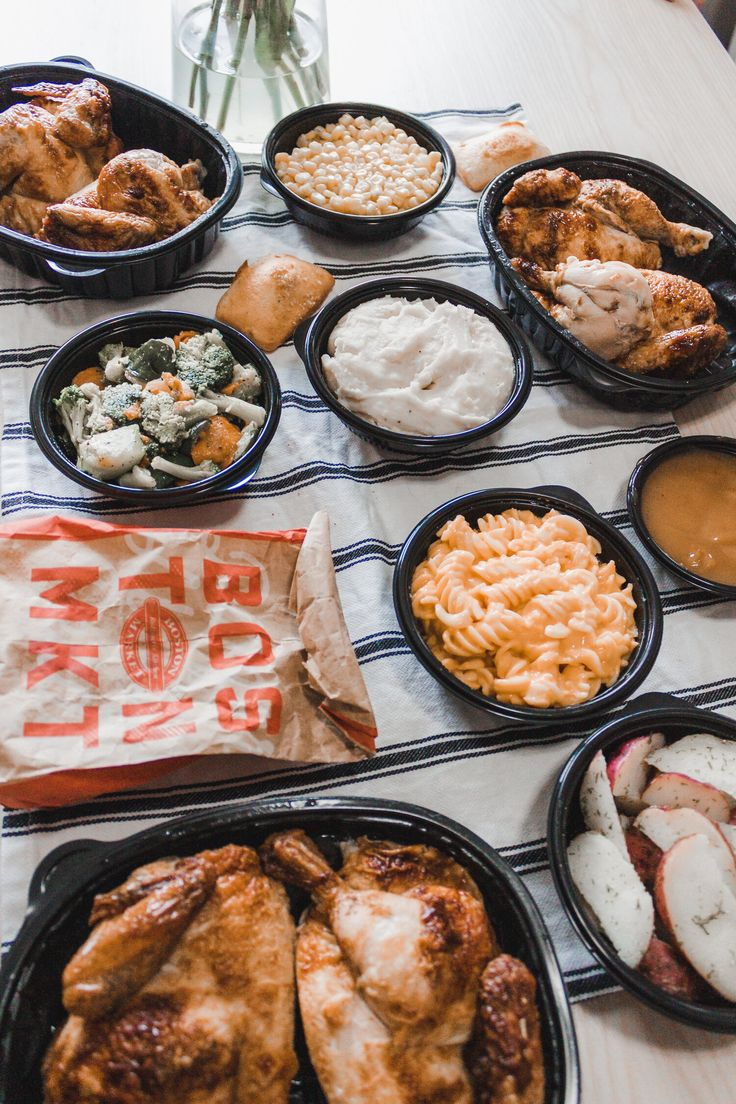 Easy backtoschool meals with boston market free pie