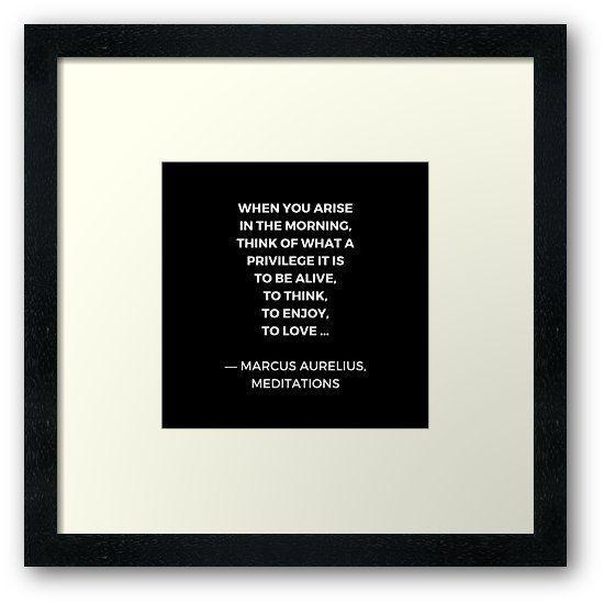 """""""Stoic Wisdom Quotes – Marcus Aurelius Meditations…"""