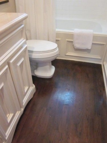 Luxury Vinyl Planks Lvp Are A Great Option For Bathrooms Because They