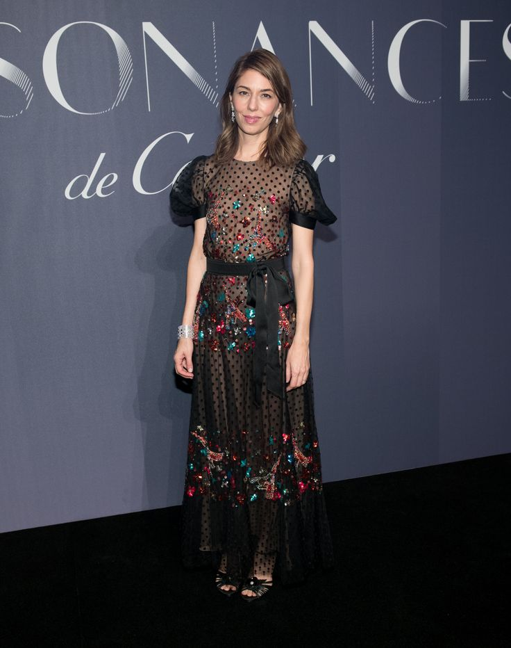 Celebrity Sightings in New York City: Sofia Coppola in Chanel -photo by Noam Galai