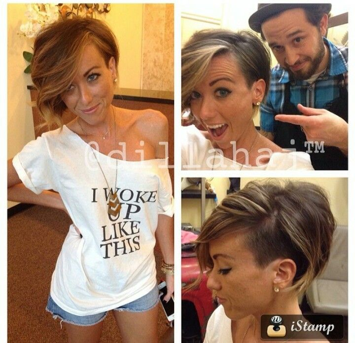 My absolutely fave cut..just need my side to grow out a lil..love this