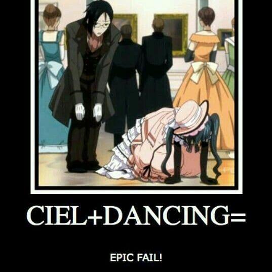 Erinnert ihr euch an die Szene wo Sebastian und Ciel von Elizabeth (?) bemerkt w… – Otaku