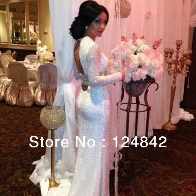 Cheap Lace Couture Wedding Dress Buy Quality Neck Directly From China Suppliers Hot Sale New Sexy Open Back Beading