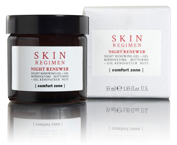 #SkinRegimen Night Renewer. A night renewing gel. Rinse-off intensive peeling gel-mask with functional anti-aging purifying ingredients. stimulates oxygenation in cells, revitalising their activity. With gluconolactone 10%, lactic acid 3%, glycolic acid 3%, tropaeolum extract.