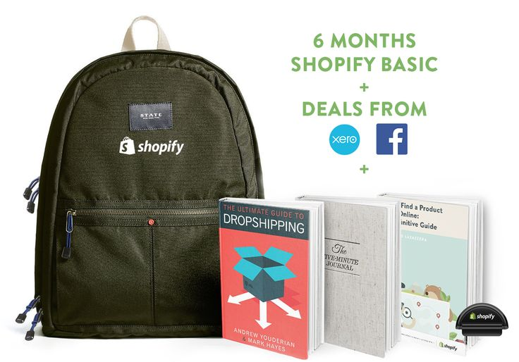Buy One Get One Free: Business in a Backpack