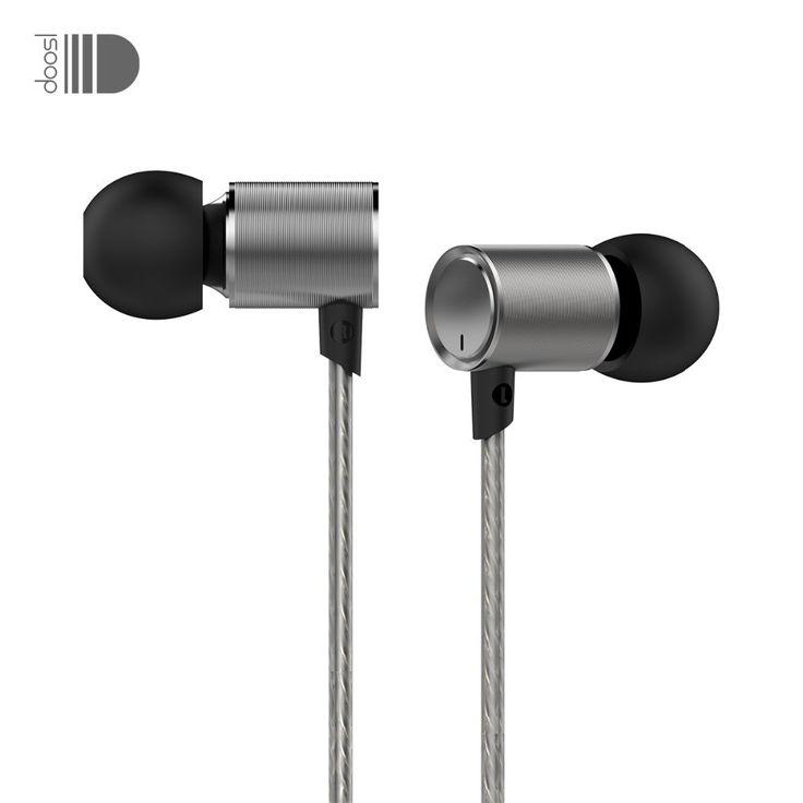 In-Ear Dynamic Earphones Super Bass Noise Isolating Earbuds