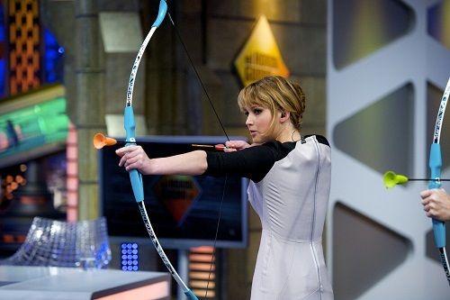 Imagen de Jennifer Lawrence and hunger games