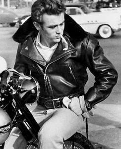 - RARE-SCHOTT-PERFECTO-BLACK-LEATHER-MOTORCYCLE-JACKET-BIKER-50s-