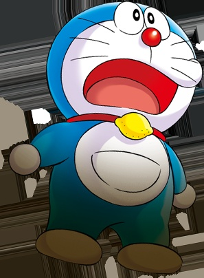 Doraemon is the most popular character in my family