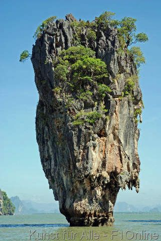 Ao Phang-Nga Nationalpark, James Bond Insel