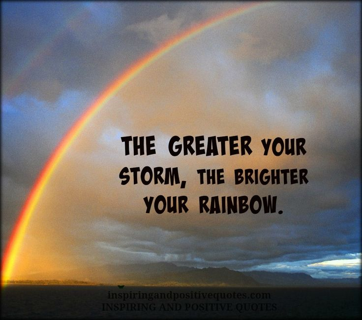 Rainbow Quotes For Motivation At Work: 65 Best INSPIRING AND POSITIVE QUOTES Images On Pinterest