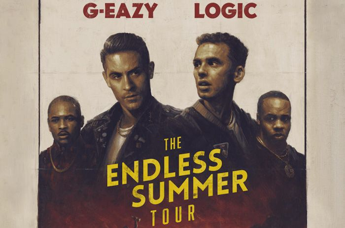 The Endless Summer Tour ayye! Getta see g eazy again
