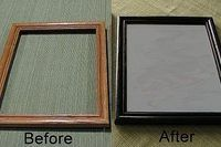 What Type of Paint Will Cover a Plastic Picture Frame? | eHow