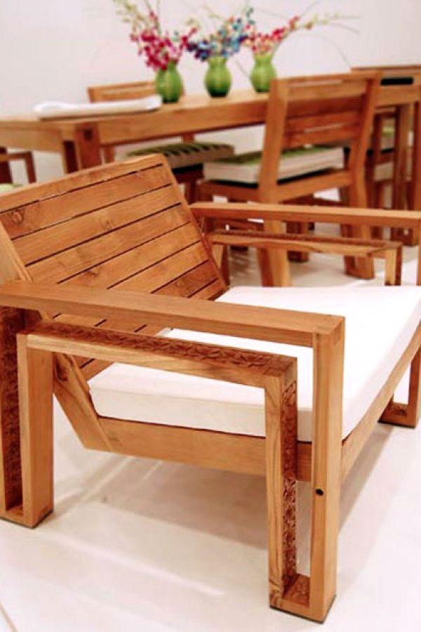 Wood Furniture Plans Design No. 13540 Simple Woodworking ...