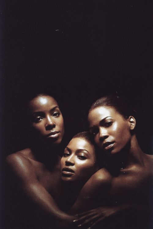 Destiny's Child. Goddesses