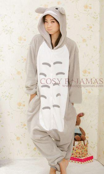 Totoro Adult Onesie Pajamas