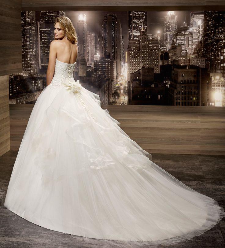 Wedding Dress Romance  ROAB16820 2016