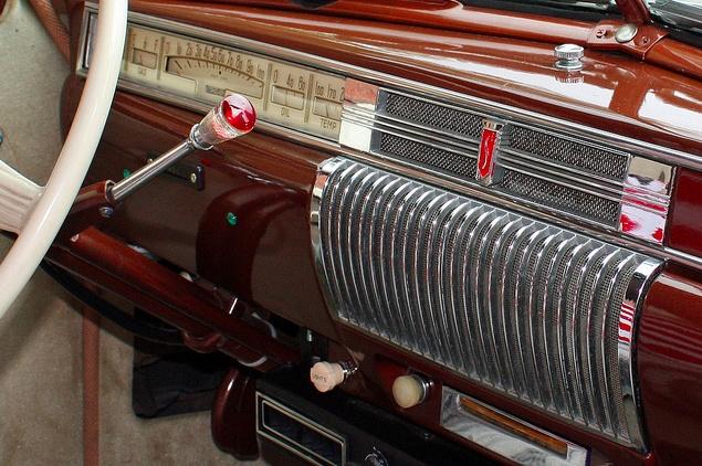 1941 Studebaker Champion Coupe | Classic Car Dashboard ...