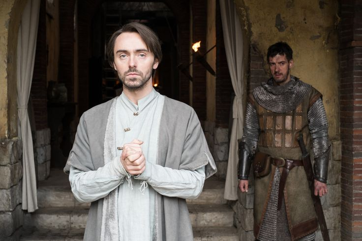The Last Kingdom - king Alfred and Leofric
