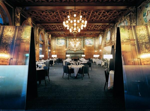 Operakallaren restaurant in Stockholm, Sweden by Claesson Koivisto Rune.