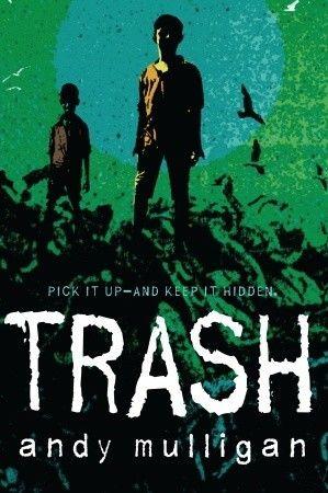 Bij het lezen van de eerste pagina wist ik dat het boek wegleggen geen optie was. Trash van Andy Mulligan.
