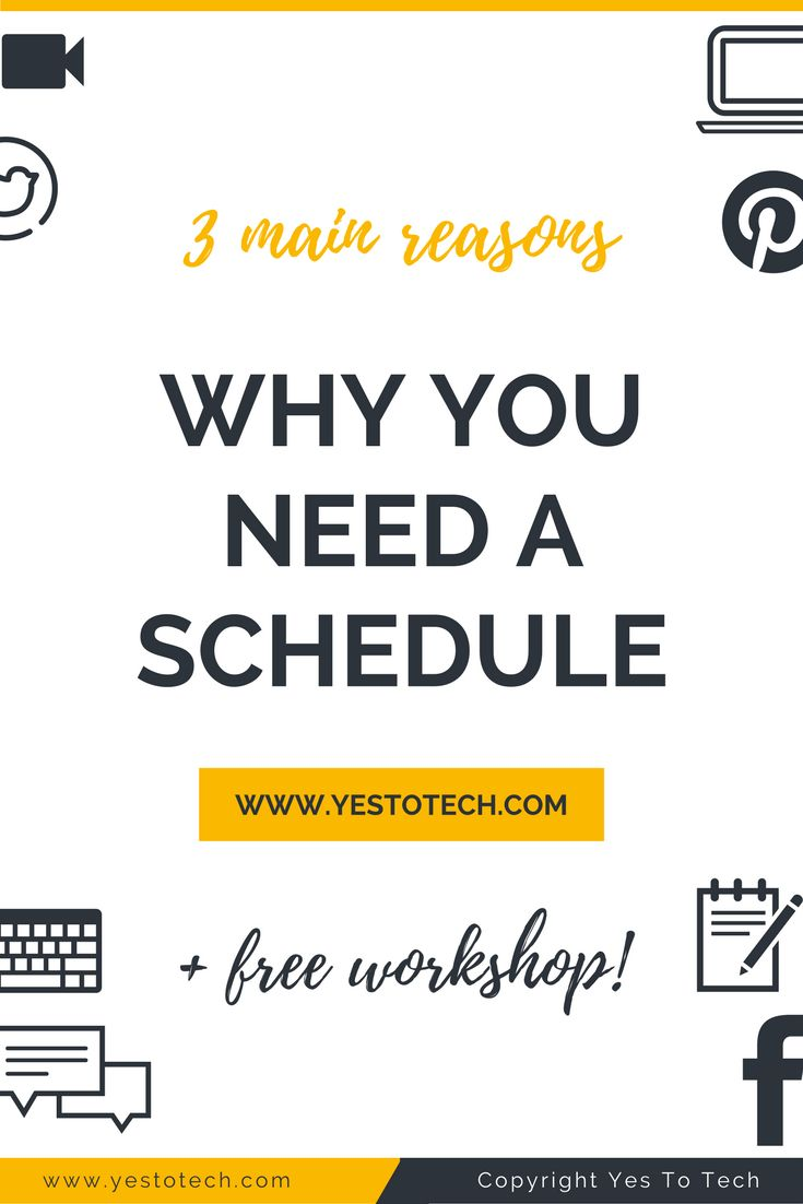 3 Main Reasons Why You Need A Schedule. Distractions destroy your flow and promote a passive mindset. That is exactly why you need a schedule. Check out the 3 main reasons why having a schedule will change your life. schedule organization | schedule | schedule for kids | schedule printable | The Style Schedule | Schedule and Organization | schedule