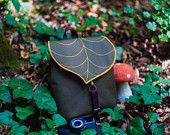 Leaf Mini Backpack, Women's Rucksack, Boho Festival Backpack, Waterproof Hipster Backpack,Toddler Backpack, Small Rucksack, Olive Green