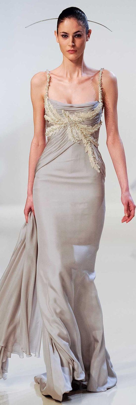cv/ Dilek Hanif Couture handmade dresses 2014,handmade dress 2015