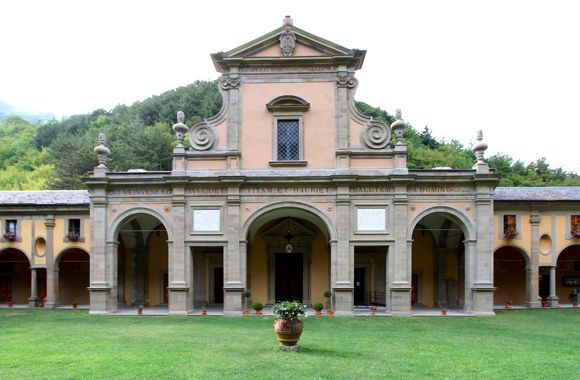 Castiglione dei Pepoli - Baragazza Santuario di Bocca di Rio  14 giugno a casa di Toni e Yo