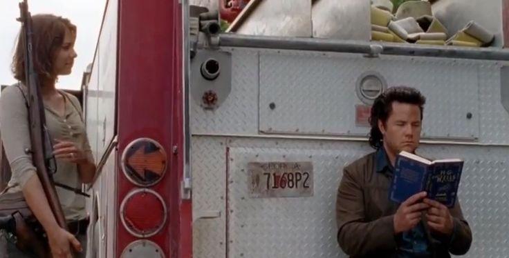 The Walking Dead Season 5 Episode 5: Self Help