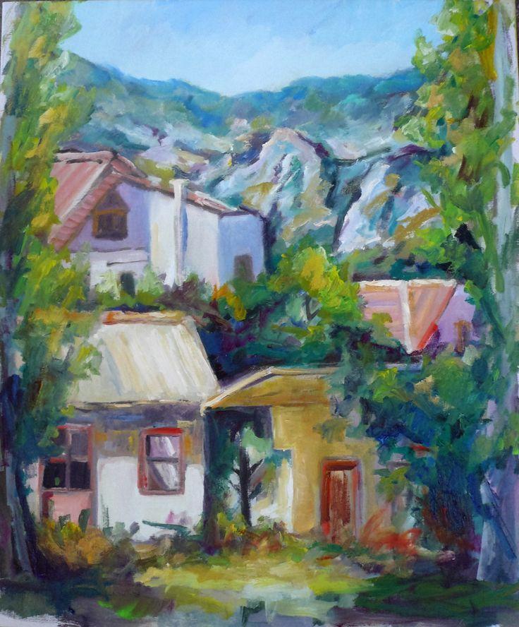 Poros Village, Katerina Panagatos