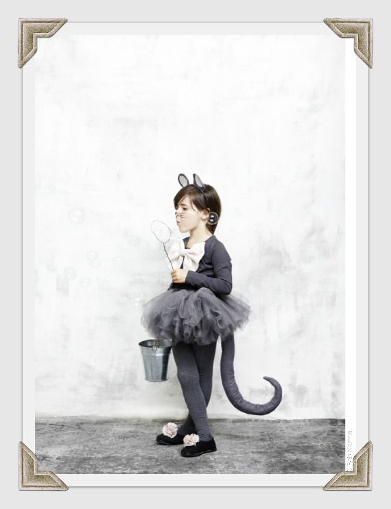 Rose wants to be a dog for Halloween. Something like this?  Trouble is that she wants V to be a cat. Hmmm. . .