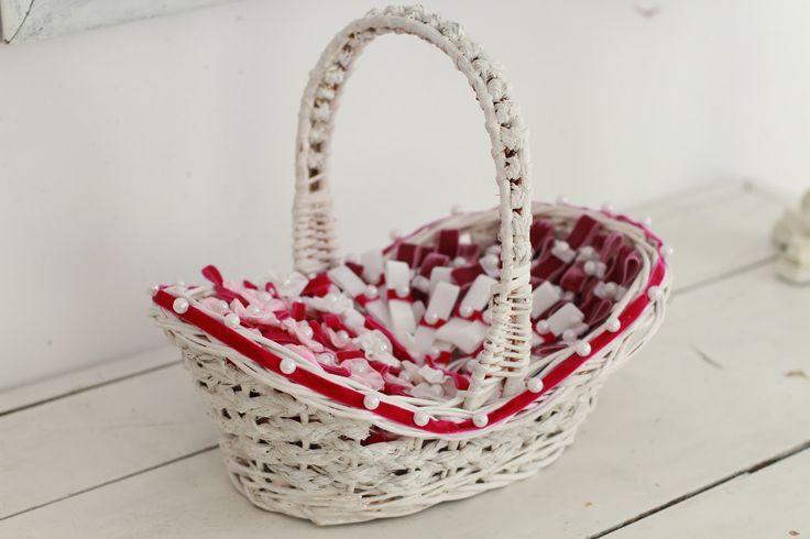 Kobieta po czterdziestce: DIY bukieciki dla gości weselnych