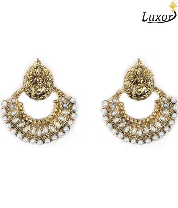 About this product- Deepika RAM Leela Inspired Jhumki Earrings