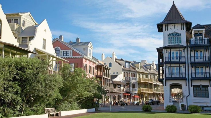Learn More About Rosemary Beach