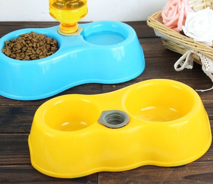 Cat feeder with auto drinking bowl – Accessories & Products for Cats