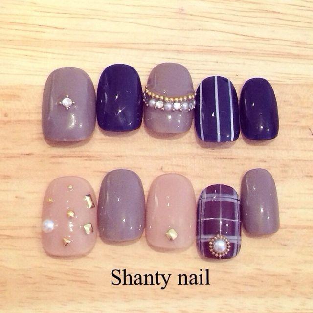 ネイル 画像 Shanty nail 639566