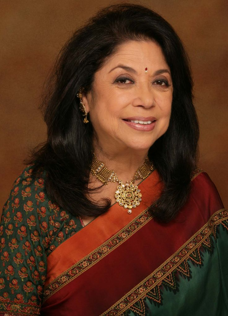 Ritu Kumar - Indian fashion designer, based in Delhi. She was awarded the Padma Shri by Government of India in 2013