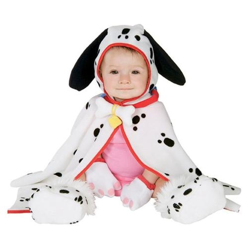 Infant (3-12mos.) Dalmatian Baby Costume - Baby Animal Costumes