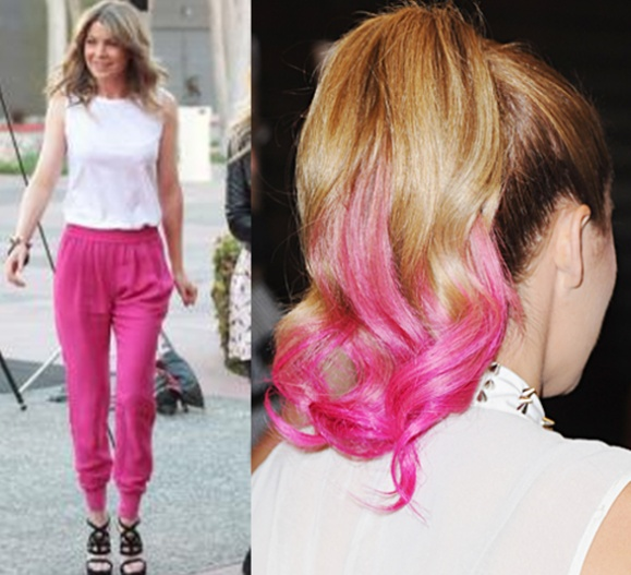 From jumpsuits and dresses, to blazers and tailored pants, hot pink will be a big colour for spring/summer-12/13 collections, and luckily it looks great on everyone.Tailored Pants, Big Colours, Trends Alert, Big Fans, Hot Pink, Fav Fit, Mare Stoubo, Common Trends, Spring Summer 12 13 Collection