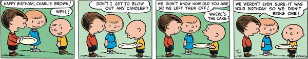Feb 2 Peanuts Begins