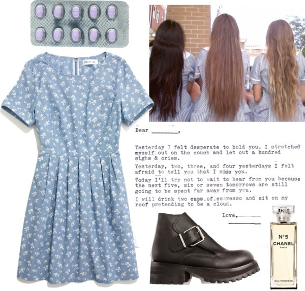 """""""we get messed up for fun"""" by spiriva ❤ liked on Polyvore"""