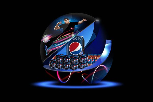 Pepsi Kick In The Mix 2012 on Behance