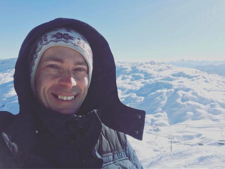 Ветер  и мороз  настроение  #зима #австрия #альпы #мороз #снег #путешествие #travel #austria #winter #alpen #january #osterreich