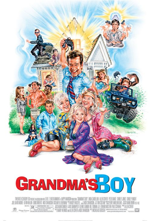 Watch Grandma's Boy Full-Movie