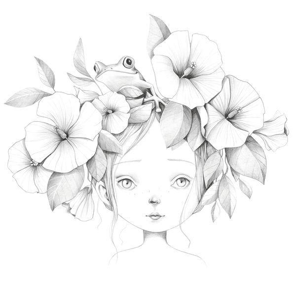 Epingle Par Stephanie Delacotte Sur Aquarelle Image Coloriage Coloriage Dessin Elfe