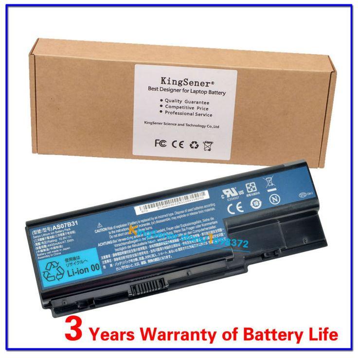 KingSener 10.8V 4400mAh laptop Battery AS07B31 For Acer Aspire 5230 5235 5310 5315 5330
